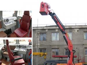 Автомотриса АМВ-Е для служб електрифікації