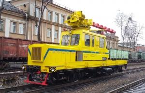 Дрезина ДГКу-М - Модернізація